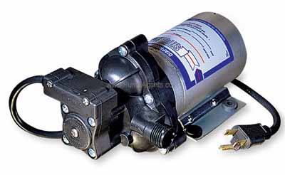 Shurflo 2088-594-500 Diaphragm Water Delivery Pump - 115