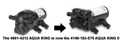Shurflo Pump 4901-4212