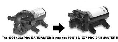 Shurflo Pump 4901-6202