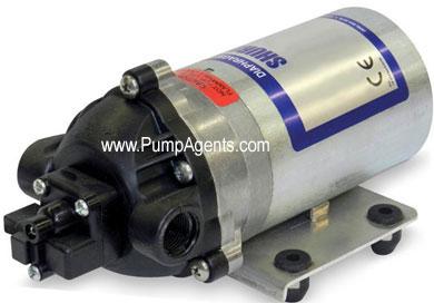 Shurflo 8000-543-936 Automatic Spraying Pump - 12 VDC Viton