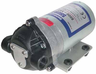 Shurflo 8000-812-280 Diaphragm Extraction Pump - 115 Volt