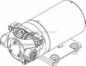 Shurflo Pump 8006-543-236