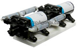 Shurflo model # 4558-153-E75 - HIGH FLOW PUMP SYSTEM 12 VDC 10.0 GPM