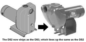 Sta Rite Pump DS2HG-102L